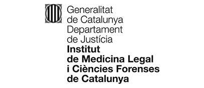 logotip Institut de Medicina Legal de Catalunya